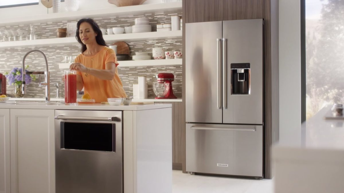 LG Stainless Steel review.