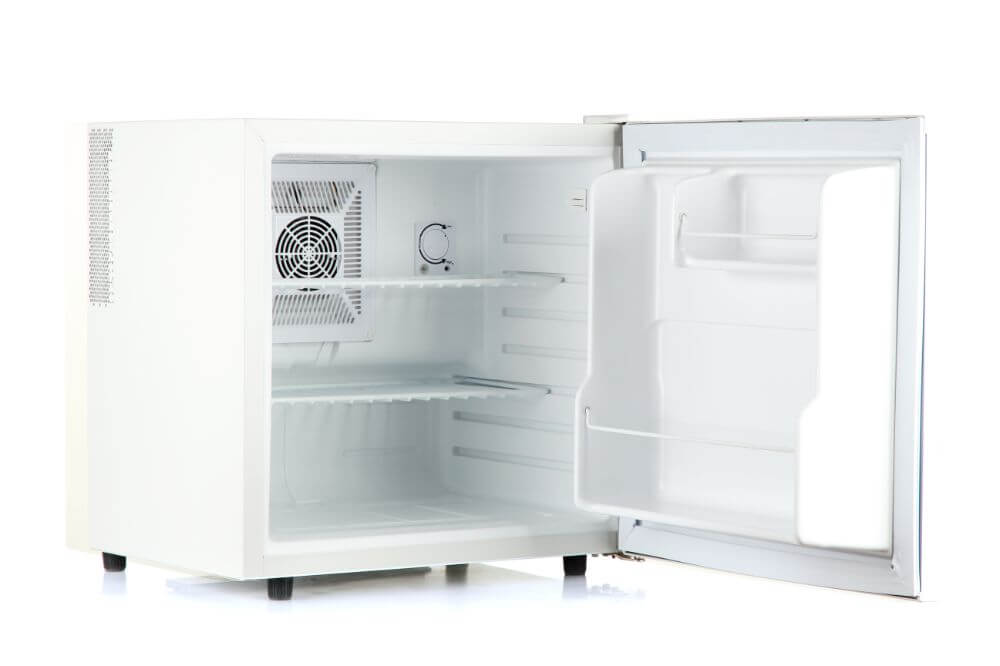 Midea mini fridge