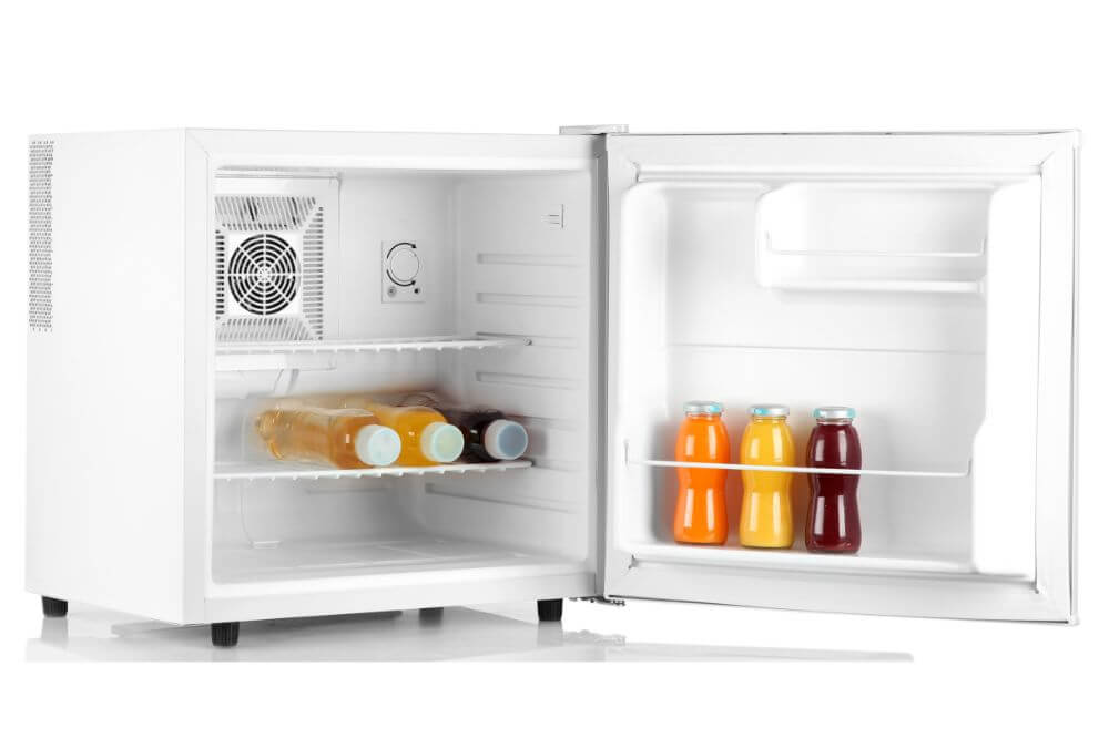 Gourmia GMF600 Thermoelectric Mini Fridge